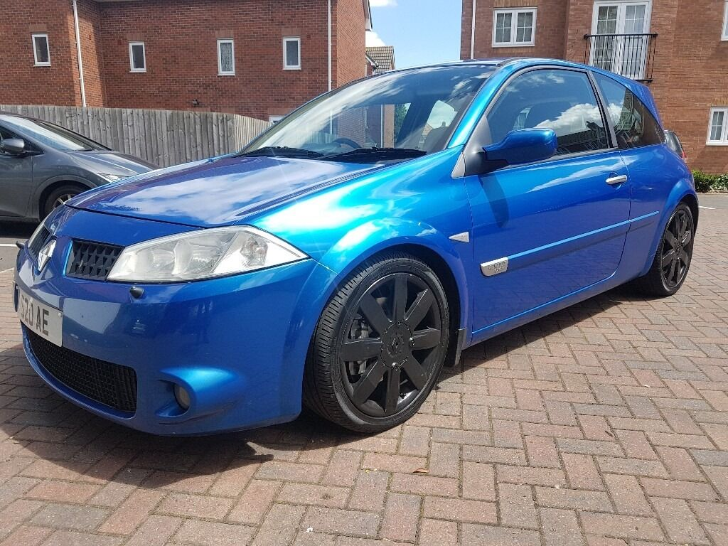 2005 renault megane rs 225 sport 2 0 turbo 101k 3dr cupra st type r gti tdi 330d vxr 197 182 vrs. Black Bedroom Furniture Sets. Home Design Ideas