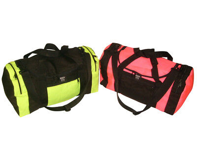 39522a818f Duffle bag or deluxe gym overnight bag with U opening easy excess Made in  USA.