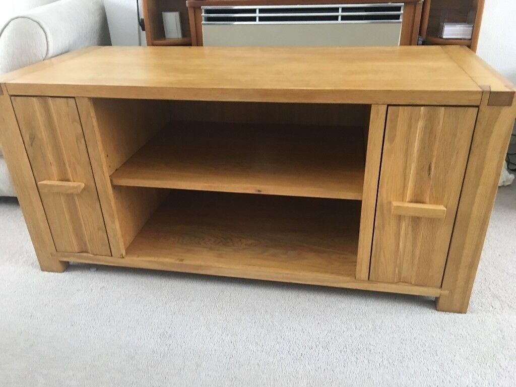 big sale c3877 3758b John Lewis Italian Oak TV Cabinet in Excellent condition | in Amersham,  Buckinghamshire | Gumtree