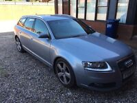 Audi A6 S-Line, estate, great condition, cheap for quick sale