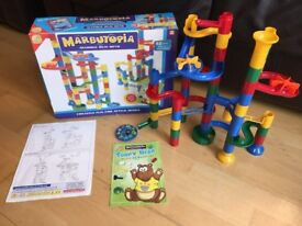 Marble Run Sets - Marbutopia