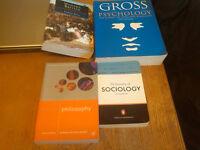 psychology,politics,geography,history books