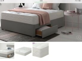 Brand new bensons king size bed