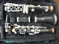 Clarinet - Yamaha Bb (flat) Model 255 for sale. THIS ITEM HAS NOW BEEN SOLD.
