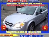 2007 Chevrolet Cobalt * PAY $39 WEEKLY WITH NO DOWN PAYMENT!