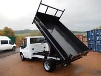 Brand New Tipper Body For Ford Transit