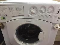 Hotpoint washing machine and dryer 7kg