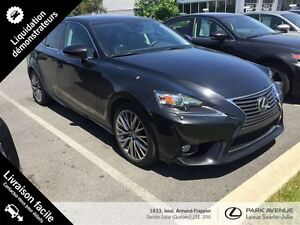2014 Lexus IS 250 Groupe Luxe