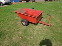 small tipper trailer