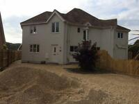 To Rent - Wimborne area - 2 double bedroom semi with ample off road parking