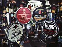 Part-time bar staff - Evenings & weekends