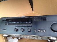 Yamaha amplifier natural sound digital sound field