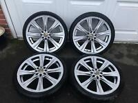 "18"" Alloy Wheels Multi Stud - Offers welcome"