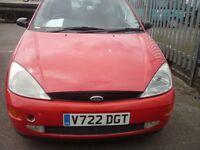 ford focus , 1.6, new mot, drives all good, clean car
