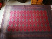 Large handmade Pakistan rug