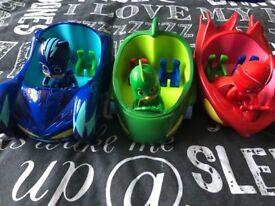 PJ Masks vehicles