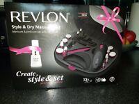 Revlon manicure set. Brand new and sealed !!!
