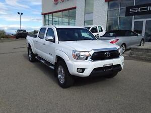 2014 Toyota Tacoma Double Cab Long Bed V6 4WD Limited