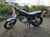 Suzuki GN125 motorcycle excellent condition 125cc