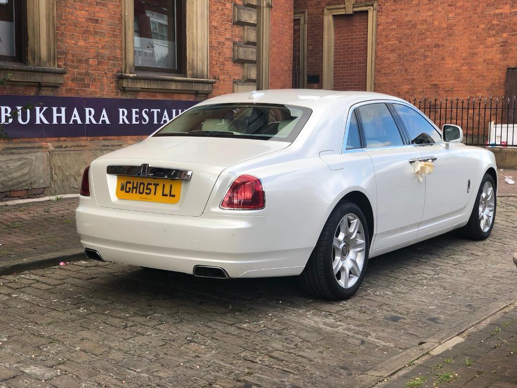Wedding Car Hire Chauffeur Rolls Royce Phantom Bentley Aston