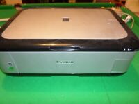 Canon Pixma MP560 Printer and scanner for parts or repair