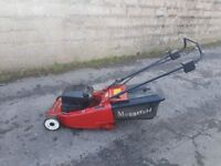 Mountfeild Empress Briggs and Stratton - Self Drive - Steel roller - Cleaned - Easy Start - £89.00