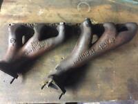 BMW 323i 325i 328i M50 M52 E36 E39 E34 Z3 cast exhaust manifolds