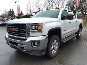 2015 GMC SIERRA 2500HD SLT Crew 4WD Diesel|Sunroof|Remote Start