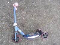 Scooter 3 wheels