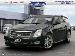2011 Cadillac CTS Sedan 3.6L SIDI AWD