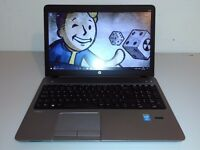 "HP PROBOOK - 15,6"" - CORE i3 - WIN 10 - 600 GB - 6 GB RAM - LIKE A NEW :)"
