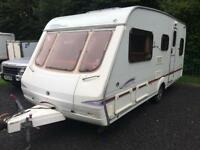 Swift Lifestyle 555 2005 Touring Caravan 4 Berth