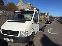 Volkswagen LT Recovery truck for sale