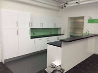 Kitchen with integrated Siemans Fridge and Dishwasher - Excellent condition
