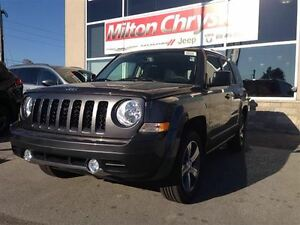 2017 Jeep Patriot SPORT 4X4 HIGH ALTITUDE PKG