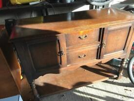 Victorian style sideboard