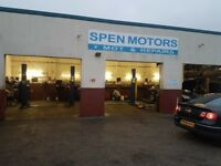 Motor mechanic experienced