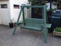 swing seat hammock