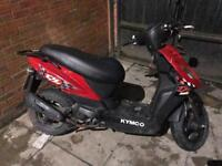 50cc Moped, 11 months MOT, All paperwork available! 480 ono. Delivery may be available!!!
