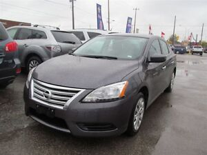 2015 Nissan Sentra 1.8 S | BLUETOOTH | ONE OWNER London Ontario image 3