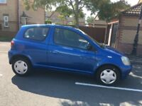 Toyota yaris 1.3 full automatic