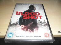 BLOOD SHOT STARRING DANNY DYER REGION 2 DVD