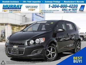 2013 Chevrolet Sonic LS Auto *Bluetooth, OnStar*