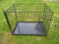 Large Dog Cage / Dog Crate VGC