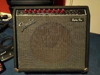 Fender Eighty Five 85 classic guitar amp Johnny Greenwood working but faulty