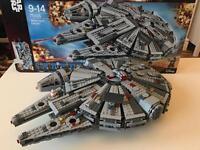 Lego Millennium Falcon - fully assembled