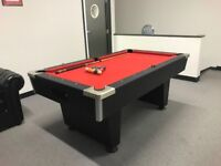 Walker & Simpson Ultimate 6ft Slate Bed Table + Accessories