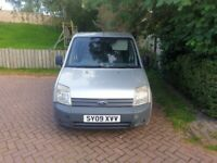 Ford, TRANSIT CONNECT, Panel Van, 2009, Manual, 1753 (cc)