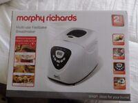 Morphy Richards 48281 Fastbake Breadmaker - White