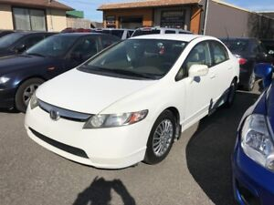 2006 Honda Civic Hybride